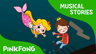 The Little Mermaid | Fairy Tales | Musical | PINKFONG Story Time For Children