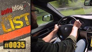 Drive The German Autobahn | The List #0307