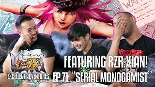 SERIAL MONOGAMIST! The Excellent Adventures Of Gootecks & Mike Ross Ft. RZR | Xian! Ep. 71