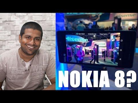 Nokia 8 - 24MP Carl Zeiss w/ OIS & EIS 3.0, Snapdragon 835... #Rumors #AshTalks 13