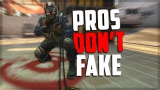 Pros DONT Fake! - CS:GO   Kholo.pk