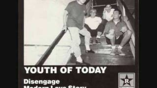 Youth Of Today - Disengage