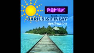 Darius And Finlay ft. Nicco - Destination (DJ Gollum Radio Edit)