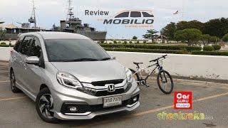 รีวิว Honda Mobilio อเนกประสงค์เกินตัว จัดจ้านเกินใคร