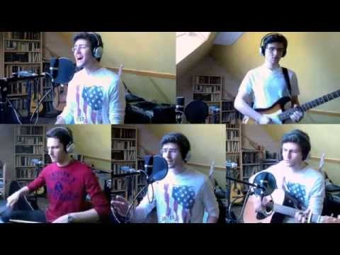 Pharrell Williams - Here - (cover) by Pavel&Aerosnop - from The Amazing Spider-Man 2 OST