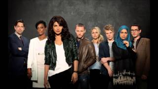 Quantico 1x04 Andrew McMahon in the Wilderness - Maps For The Getaway