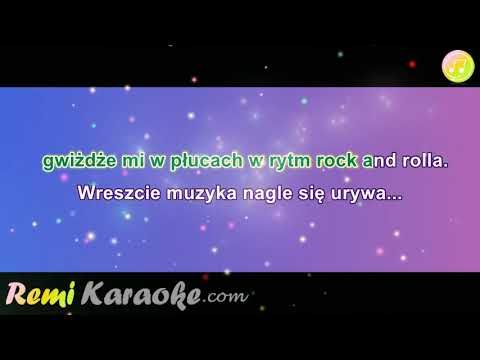 Franek Kimono - Pola Monola (karaoke - RemiKaraoke.com)