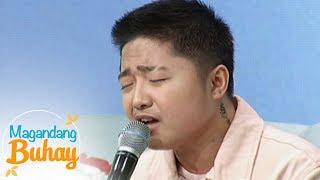 Magandang Buhay: Jake Zyrus sings
