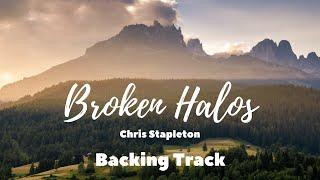 Broken Halos   Backing Track   Chris Stapleton