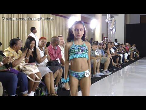 Kids Swimwear Fashion Show - YouTube