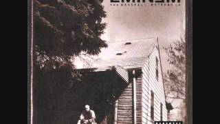 Eminem - Remember Me? (Featuring RBX & Sticky Fingaz) [The Marshall Mathers LP]