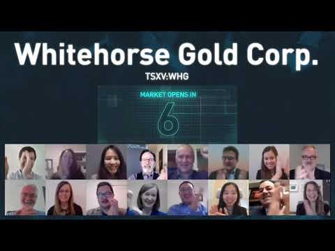 TMX Group welcomes Whitehorse Gold Corp. to TSX Venture Exchange (TSXV: WHG)