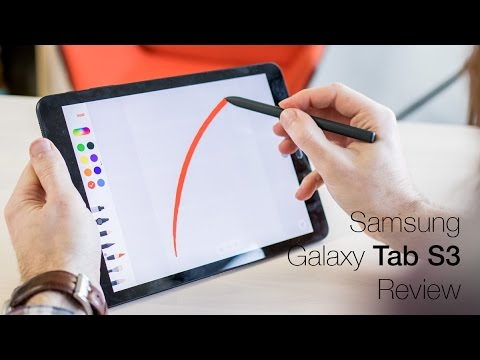 Samsung Galaxy Tab S3 review: The best Android tablet around