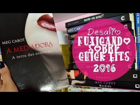 [Desafio Fuxicando Sobre Chick-Lits 2016] A Mediadora - Meg Cabot