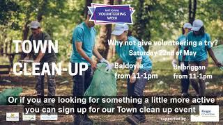 Fingal Volunteer Centre National Volunteer Week 2021 Event Guide