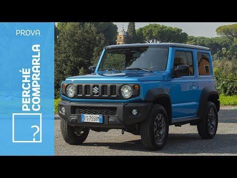 Suzuki Jimny (2018) | Perché comprarla... e perché no