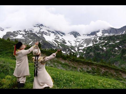 """Радмила и Эмиль Теркишевы - """"Тууларым"""" 2015 г."""