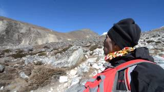preview picture of video 'RAW Unedited Everest Base Camp-Day 6'