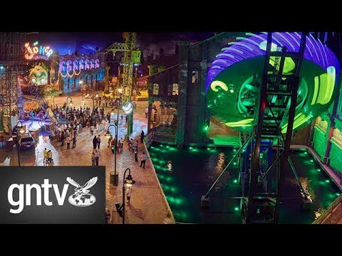 Warner Bros. World Abu Dhabi - Grand Opening