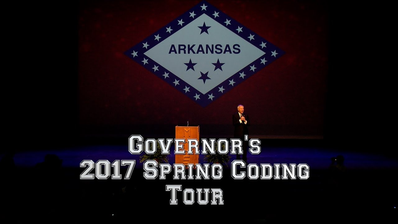 Governor's 2017 Spring Coding Tour