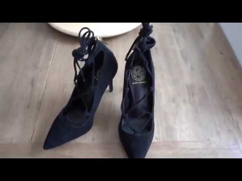Kurt Geiger Pumps Review & Unboxing_ Heels Unboxing
