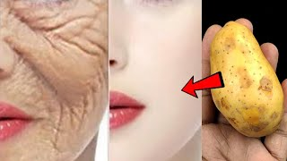 Japanese Secret On How To Look 10 Years Younger Than Your Age, Anti-aging  Remedy To Remove Wrinkles