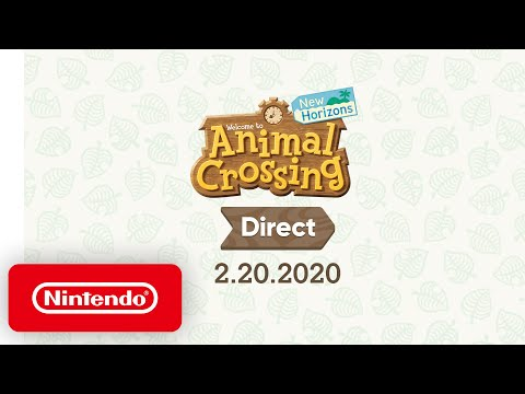 Nintendo Animal Crossing : New Horizons (Switch, DE)