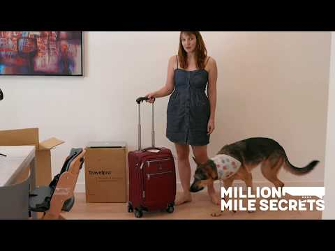 """Video Review of the TravelPro Platinum Elite 20"""" Expandable Business Plus carry-onLuggage Review"""