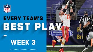 Every Team's Best Play Week 3 | NFL 2020 Highlights