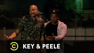 Key & Peele - Non-Scary Movie