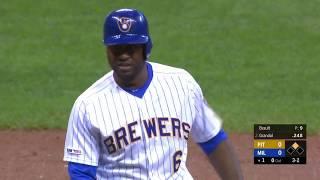 Pittsburgh Pirates Vs Milwaukee Brewers   MLB Regular Season 2019   20/09/2019