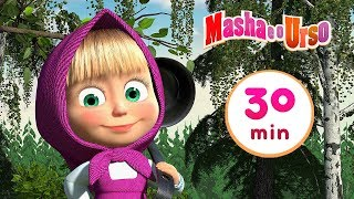 Masha e o Urso - 🍯 Dia de Geleia 🍇🍎 Compilação 3 🎬 30 min
