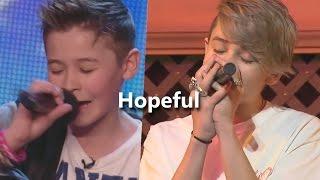 Leondre Devries | Voice Change | Hopeful LIVE Edition