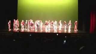Quality Dance Studio Festival Verano 2013 Hector Junior Infantil