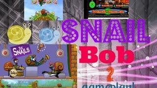 Snail Bob 1 Cool Math 4 kids! (game play)