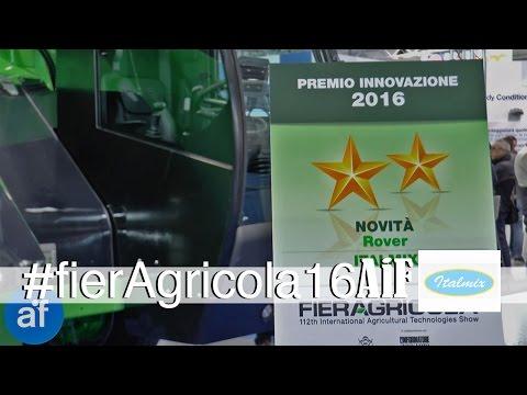 Produzione carri miscelatori per allevamenti - Italmix