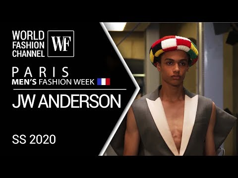 JW ANDERSON | PARIS MEN'S FASHION WEEK SS 2020