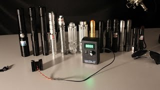 Best Laser For The Money, Ebay Laser Tested On Laser Power Meter