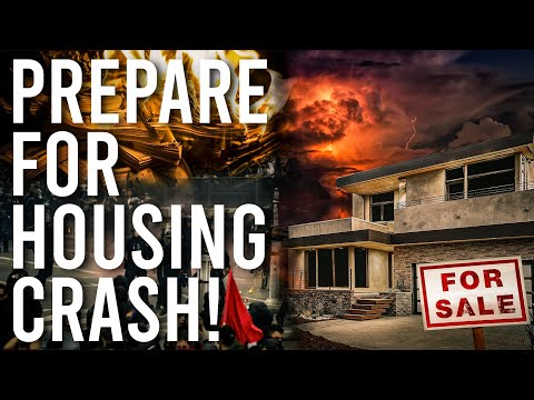 Warning: The Current Economic Meltdown Will Trigger the Biggest Housing Market Crash in History! - Must See Video