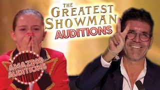 The Greatest Showman Soundtrack TOP 5 Best Got Talent Auditions Amazing Auditions Video