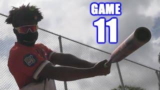 GABE HOMERS OFF A BIRD?! | On-Season Softball Series | Game 11