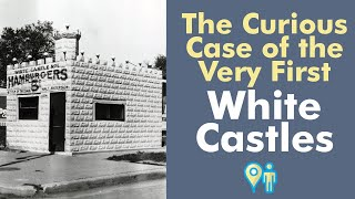 White Castle First Original Locations - Wichita, Kansas