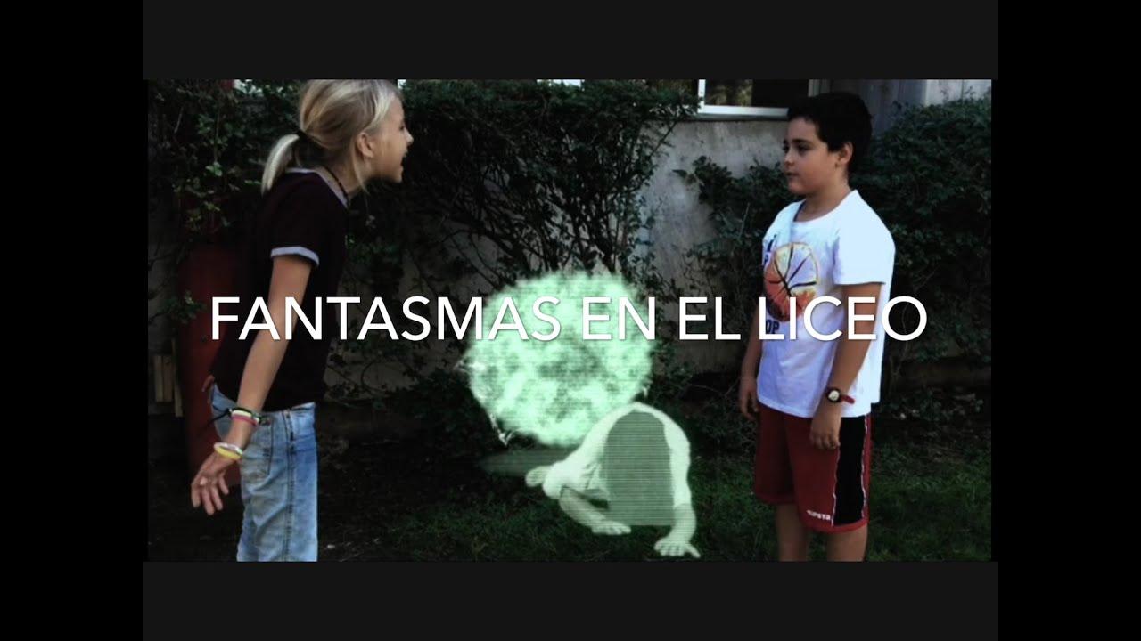 Cine para niños - Fantasmas en el Liceo - Kids In Black - Pequeños Cineastas