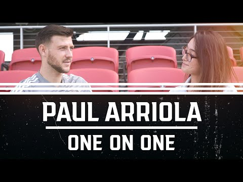 """Paul Arriola: """"My grandfather is the root of me being a professional"""""""