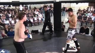 5150 FightWear Presents - Anthony Alvarado vs Keith Olson