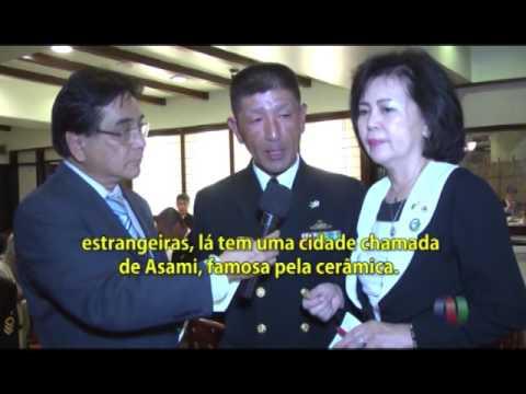 120 Anos da Amizade Brasil-Japão (parte 1)