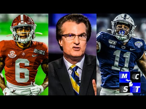 Mel Kiper Says Detroit Lions Should Take Wr Over LB & HE'S RIGHT!!!