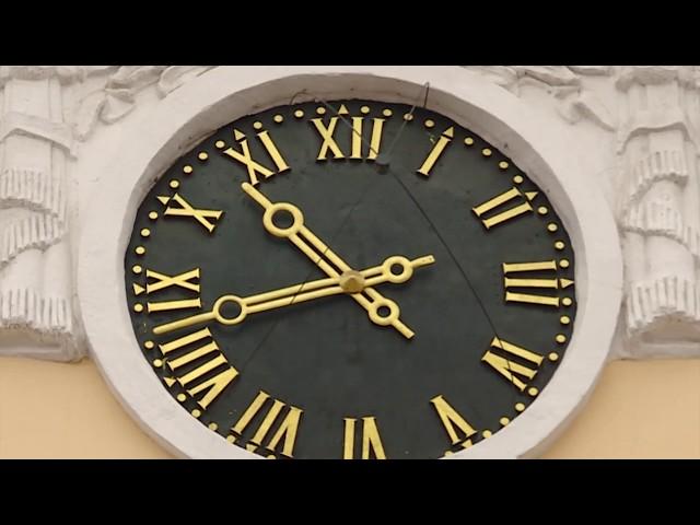 Время идёт, а часы стоят