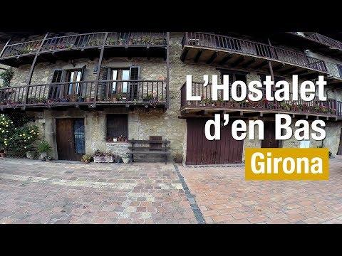 L'Hostalet d'en Bas -  Pueblos con encanto en Girona HD 2017
