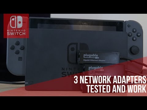 3 Network Adapters That Work With The Nintendo Switch Review